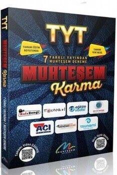 Muhteşem Karma TYT 7 Farklı Yayın 7 Deneme