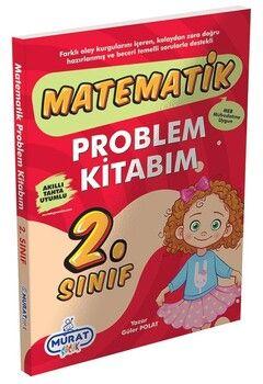 Murat Çocuk 2. Sınıf Matematik Problem Kitabım