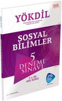 Murat Eğitim YayınlarıYÖKDİL Sosyal Bilimleri 5 Deneme