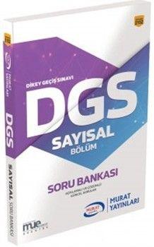 Murat Eğitim Yayınları DGS Sayısal Bölüm Soru Bankası