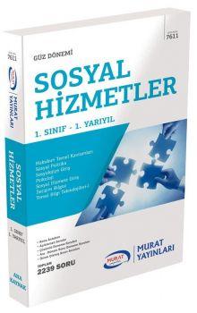 Murat Yayınları 1. Sınıf 1. Yarıyıl Sosyal Hizmetler 7611