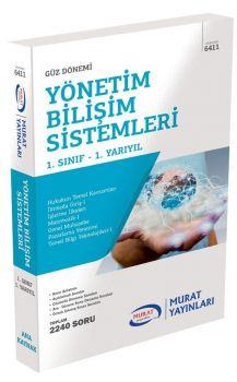 Murat Yayınları 1. Sınıf 1. Yarıyıl Yönetim Bilişim Sistemleri 6411