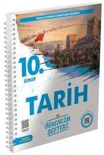 Murat Yayınları 10. Sınıf Tarih Öğrencim Defteri