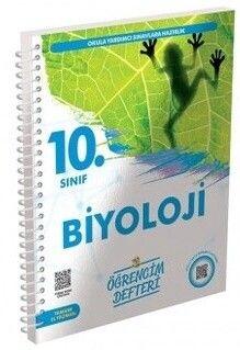 Murat Yayınları 10. Sınıf Biyoloji Öğrencim Defteri