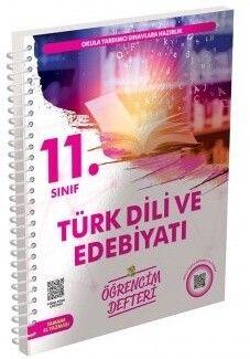 Murat Yayınları 11. Sınıf Türk Dili ve Edebiyatı Öğrencim Defteri