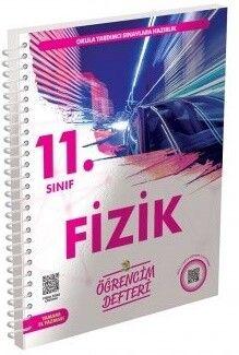 Murat Yayınları 11. Sınıf Fizik Öğrencim Defteri