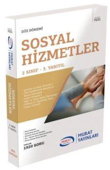 Murat Yayınları 2. Sınıf 3. Yarıyıl Sosyal Hizmetler 7631
