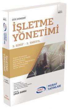 Murat Yayınları 2. Sınıf 3. Yarıyıl İşletme Yönetimi 8031