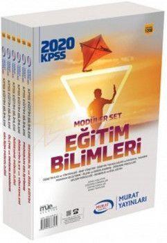 Murat Yayınları 2020 KPSS Eğitim Bilimleri Modüler Set
