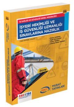 Murat Yayınları 2016 İşyeri Hekimliği ve İş Güvenliği Uzmanlığı Sınavlarına Hazırlık
