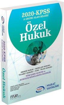 Murat Yayınları 2020 KPSS A Grubu Özel Hukuk
