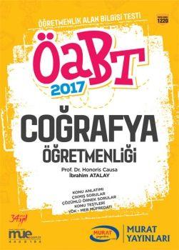 Murat Yayınları 2017 ÖABT Coğrafya Öğretmenliği Konu Anlatımı Çıkmış Sorular 1220
