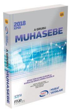 Murat Yayınları 2018 KPSS A Grubu Muhasebe 1315