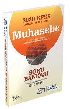 Murat Yayınları 2020 KPSS A Grubu Muhasebe Soru Bankası 1353
