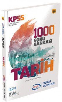 Murat Yayınları 2018 KPSS Tarih 1000 Soru Bankası 1093