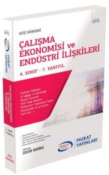 Murat Yayınları 4. Sınıf 7. Yarıyıl Çalışma Ekonomisi ve Endüstri İlişkileri 5771