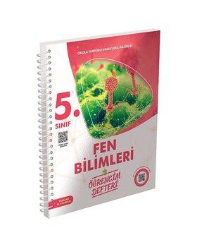 Murat Yayınları 5. Sınıf Fen Bilimleri Öğrencim Defteri