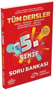 Murat Yayınları 5. Sınıf Tüm Dersler Soru Bankası