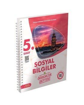 Murat Yayınları 5. Sınıf Sosyal Bigiler Öğrencim Defteri