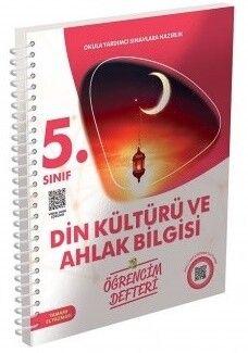Murat Yayınları 5. Sınıf Din Kültürü ve Ahlak Bilgisi Öğrencim Defteri