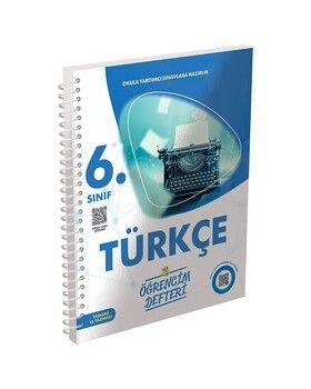Murat Yayınları 6. Sınıf Türkçe Öğrencim Defteri