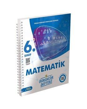 Murat Yayınları 6. Sınıf Matematik Öğrencim Defteri