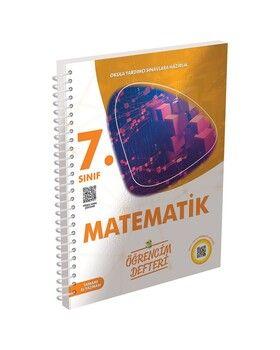 Murat Yayınları 7. Sınıf Matematik Öğrencim Defteri