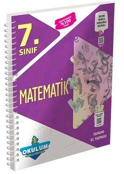 Murat Yayınları 7. Sınıf Matematik Okulum Akıllı Defter