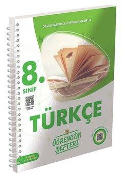 Murat Yayınları 8. Sınıf Türkçe Öğrencim Defteri
