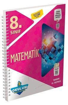 Murat Yayınları 8. Sınıf Matematik Okulum Akıllı Defter