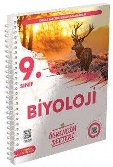 Murat Yayınları 9. Sınıf Biyoloji Öğrencim Defteri