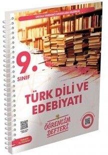 Murat Yayınları 9. Sınıf Türk Dili Edebiyatı Öğrencim Defteri