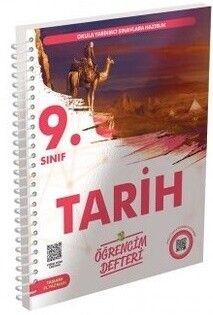 Murat Yayınları 9. Sınıf Tarih Öğrencim Defteri
