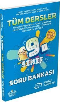 Murat Yayınları 9. Sınıf Tüm Dersler Soru Bankası