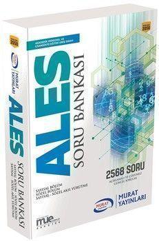 Murat Yayınları  ALES Sayısal Sözel Soru Bankası 2050