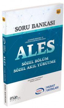 Murat Yayınları ALES Sözel Bölüm Sözel Akıl Yürütme Açıklamalı ve Güncel Soru Bankası 2051