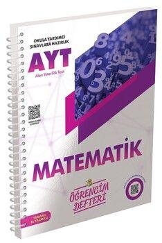 Murat Yayınları AYT Matematik Öğrencim Defteri