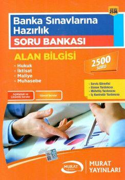Murat Yayınları Banka Sınavlarına Hazırlık Soru Bankası 2536