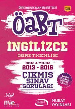 Murat Yayınları ÖABT İngilizce Öğretmenliği Çıkmış Sınav Soruları 1422