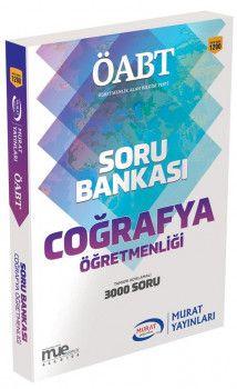 Murat Yayınları ÖABT Coğrafya Öğretmenliği Soru Bankası 1290