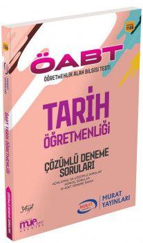 Murat Yayınları ÖABT Tarih Öğretmenliği Çözümlü Deneme Soruları 1189