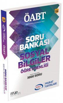 Murat Yayınları ÖABT Sosyal Bilgiler Öğretmenliği Soru Bankası 1288