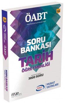 Murat Yayınları ÖABT Tarih Öğretmenliği Soru Bankası 1289