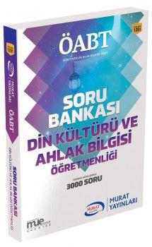 Murat Yayınları ÖABT Din Kültürü ve Ahlak Bilgisi Öğretmenliği Soru Bankası 1291