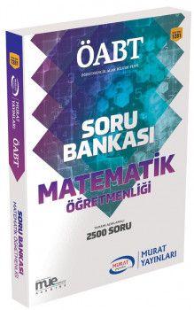Murat Yayınları ÖABT İlköğretim Lise Matematik Öğretmenliği Soru Bankası 1281