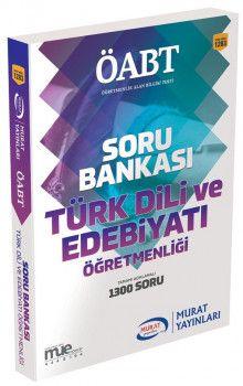 Murat Yayınları ÖABT Türk Dili ve Edebiyatı Öğretmenliği Soru Bankası 1283
