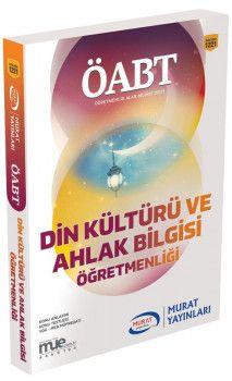 Murat Yayınları ÖABT Din Kültürü ve Ahlak Bilgisi Öğretmenliği Konu Anlatımlı 1221