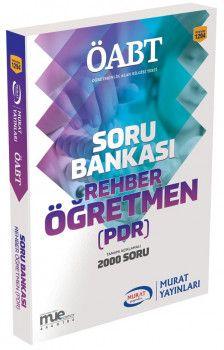 Murat Yayınları ÖABT Rehber Öğretmenliği Soru Bankası 1294