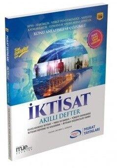 Murat Yayınları İktisat Akıllı Defter 1396