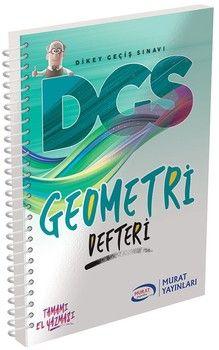 Murat Yayınları DGS Geometri Defteri